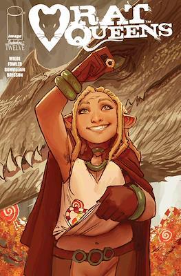 Rat Queens (Comic-book) #12
