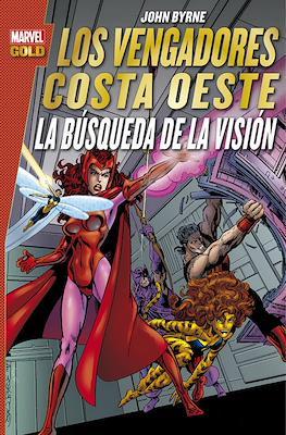 Los Vengadores Costa Oeste. Marvel Gold (Rústica con solapas, 240 páginas) #7