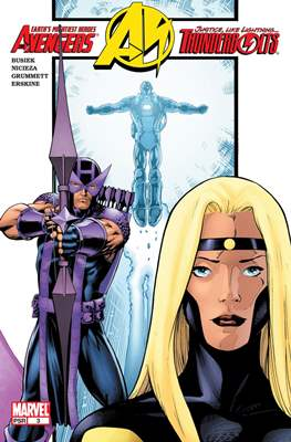 Avengers/Thunderbolts Vol. 1 #3
