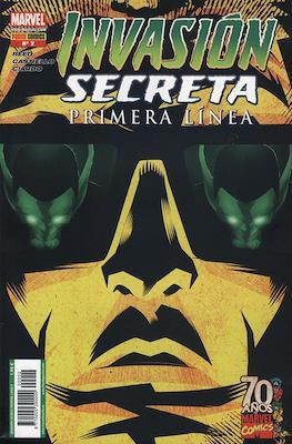 Invasión Secreta: Primera Línea (2009) (Grapa) #2