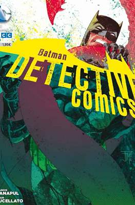 Batman Detective Comics (grapa) #3
