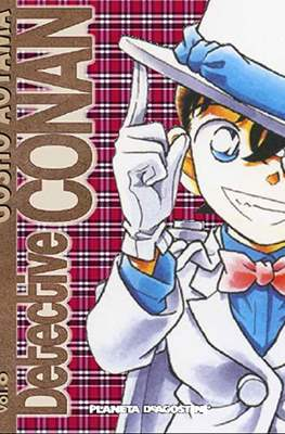 Detective Conan (Rústica con sobrecubierta 360 pp) #8