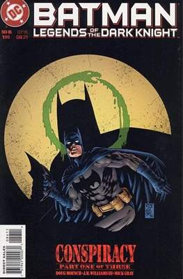 Batman: Legends of the Dark Knight Vol. 1 (1989-2007) (Comic Book) #86
