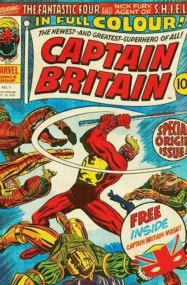 Captain Britain Vol. 1 (1976-1977)