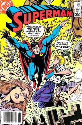 Superman Vol. 1 / Adventures of Superman Vol. 1 (1939-2011) (Comic Book) #398