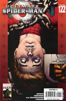 Ultimate Spider-Man (2000-2009; 2011) (Comic-Book) #122