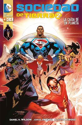 Sociedad de Tierra 2 (Rústica 168 pp) #1