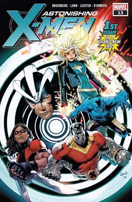 Astonishing X-Men Vol. 4 (2017-2018) #13