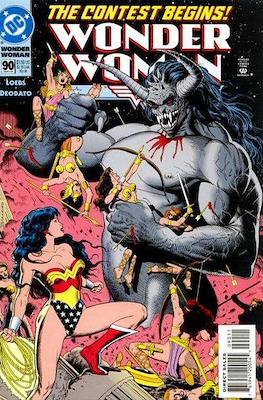 Wonder Woman Vol. 2 (1987-2006) (Comic Book) #90