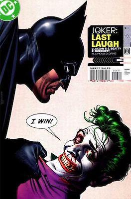 Joker: Last Laugh (Grapa) #6