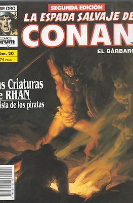 La Espada Salvaje de Conan Vol. 1. 2ª edición (Grapa. 64 páginas) #20