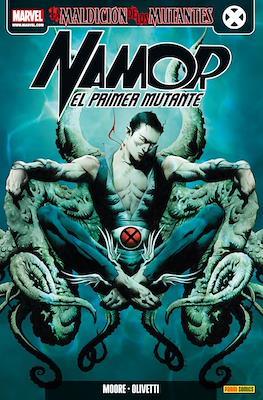 Namor. El primer mutante