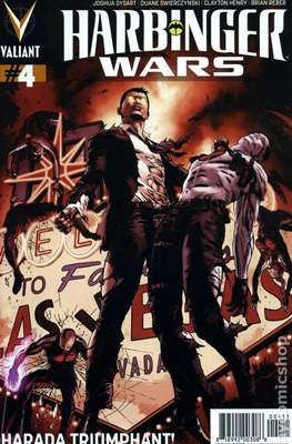 Harbinger Wars (2013) (Comic Book) #4
