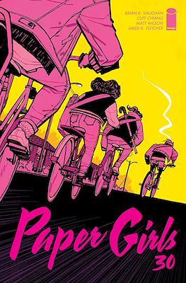 Paper Girls (Comic Book) #30