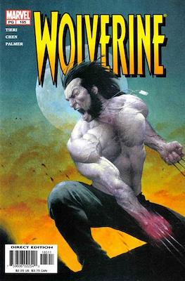 Wolverine (1988-2003) (Comic Book) #185