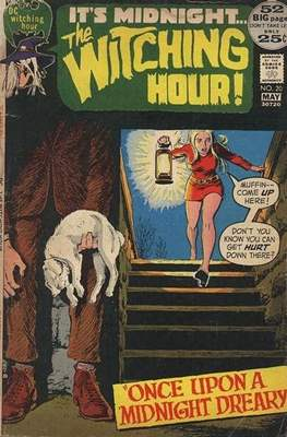 The Witching Hour Vol.1 (Grapa) #20