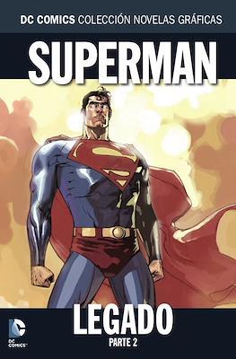 DC Comics Novelas Gráficas (El Mundo-Marca) (Cartoné) #55