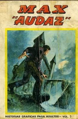 "Max ""Audaz"" (Rústica, 288 páginas (1973)) #3"