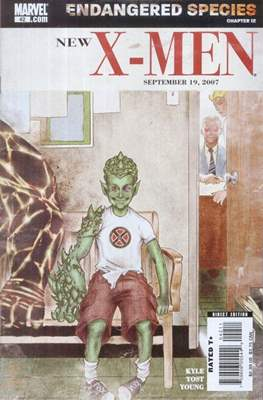 New X-Men: Academy X / New X-Men Vol. 2 (Comic-Book) #42