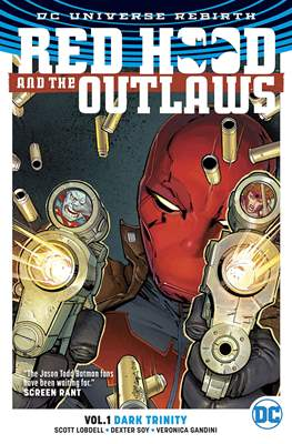 Red Hood and the Outlaws Vol. 2 (Softcover) #1