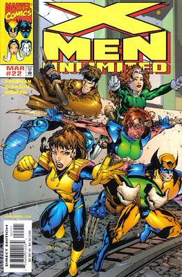 X-Men Unlimited Vol 1 (1993-2003) (Comic-Book) #22