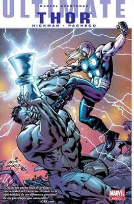 Ultimate Thor - Marvel Aventuras