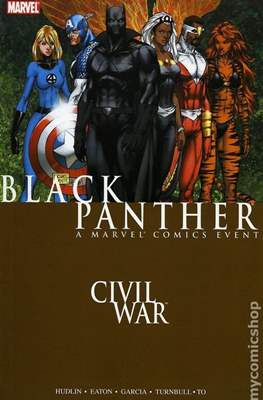 Black Panther (Vol. 4 2005-2008) (Softcover) #4