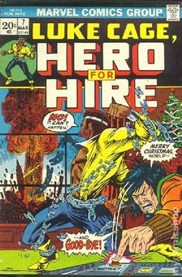 Hero for Hire / Power Man Vol 1 / Power Man and Iron Fist Vol 1 #7