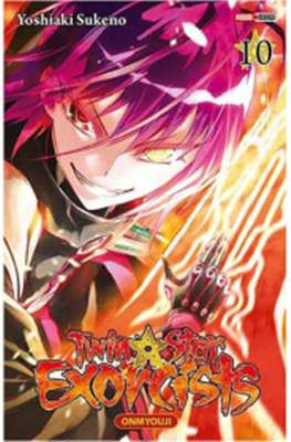 Twin Star Exorcists: Onmyouji #10
