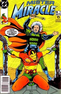 Mister Miracle (1990-1991) #7