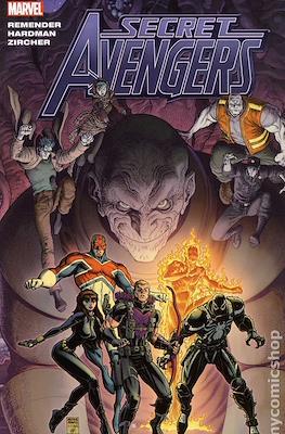 Secret Avengers by Rick Remender #1