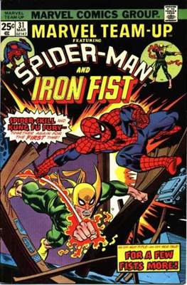 Marvel Team-Up Vol. 1 (Comic-Book) #31