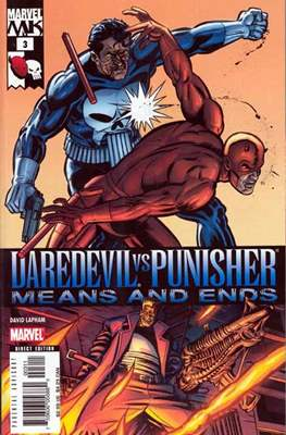 Daredevil vs. Punisher: Means and Ends (Comic-Book) #3