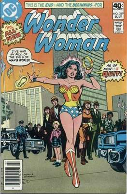 Wonder Woman Vol.1 (1942-1986; 2020-) (Comic Book) #269