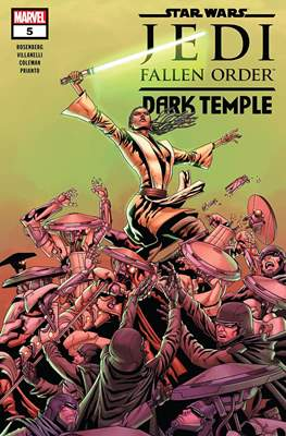 Star Wars: Jedi Fallen Order - Dark Temple (Comic Book) #5