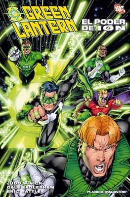 Green Lantern. El poder de Ion