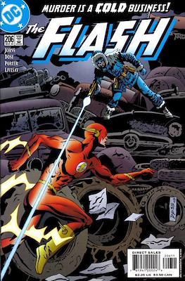 The Flash Vol. 2 (1987-2006) (Comic Book) #206