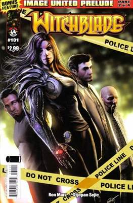 Witchblade (Comic Book) #131