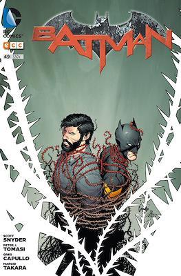 Batman: Nuevo Universo DC / Renacimiento (Grapa) #49