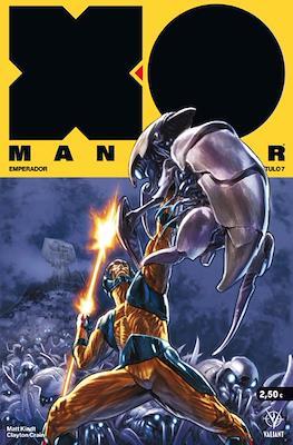 X-O Manowar (2017-) #7
