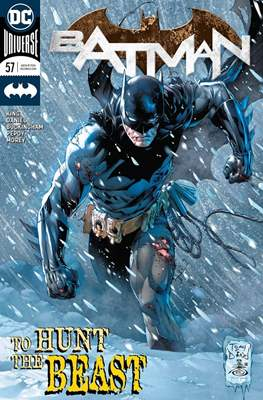 Batman Vol. 3 (2016-) (Comic-book) #57