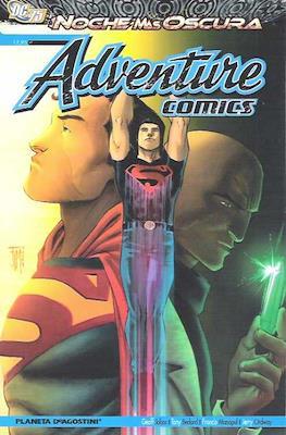 Adventure Comics. La Noche Más Oscura