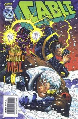 Cable Vol. 2 (1996-2000) (Grapa 24 pp) #10