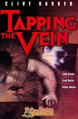 Clive Barker's Tapping the Vein #1