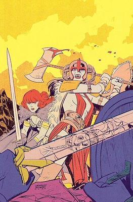 Vampirella Red Sonja (2019- Variant Covers) (Comic Book) #10.3