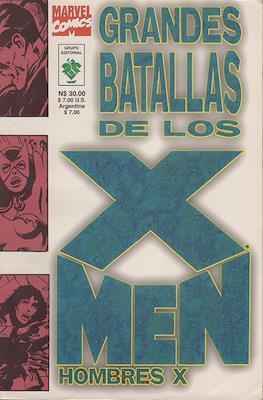 Grandes Batallas de los X-Men