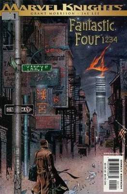 Fantastic Four 1234