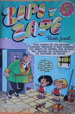 Zipi y Zape / ZipiZape (Grapa) #278