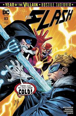 The Flash Vol. 5 (2016-2020) (Comic Book) #83