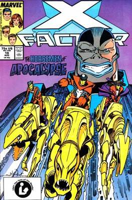 X-Factor Vol. 1 (1986-1998) (Comic Book) #19